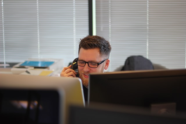Positivity is crucial to great call center customer service.